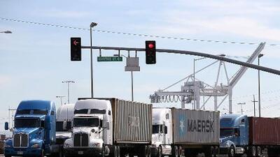 Estos camioneros están luchando contra el tráfico de personas