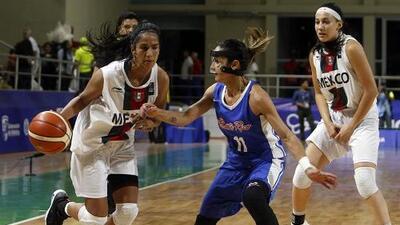 El Tri femenil de baloncesto no pudo con Puerto Rico y dejó escapar la medalla de bronce