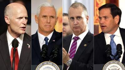 Las frases que marcaron la visita de Pence a los venezolanos de Miami