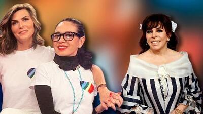 En uno de sus videos, Montserrat Oliver pone en aprietos (otra vez) a Yolanda Andrade con Verónica Castro