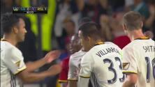 LA Galaxy consigue el empate gracias al 'eterno' Ashley Cole