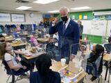 """Biden: """"Es el momento de que los estadounidenses más ricos paguen su cuota justa de impuestos"""""""