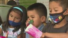 Niñas y niños de zonas rurales de Nicaragua ponen en el arte sus esperanzas de un mejor futuro