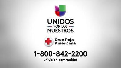 'Unidos por los Nuestros': Univision anuncia un especial a beneficio de las víctimas de desastres naturales