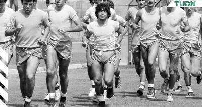 Cebollitas, el equipo que vio nacer a Maradona