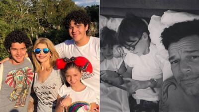Estos famosos tienen hijos gemelos que se han convertido en su orgullo