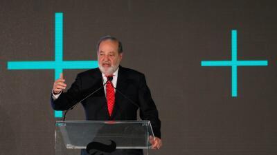 Pérdidas millonarias hunden a Carlos Slim en la lista de Forbes