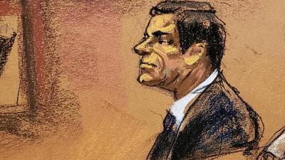 El destino de 'El Chapo' ahora está en manos de un jurado que rio, se espantó y dormitó en la corte