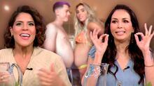 Francisca y Giselle Blondet se emocionan por 'los deseos' de Lele Pons de estar embarazada de Guaynaa