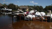 Congresistas pedirán una distribución justa de los fondos del huracán Harvey