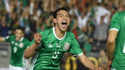 Previa México vs. Bélgica, amistoso fecha FIFA