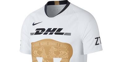 Camiseta Oficial de Pumas de la Liga MX