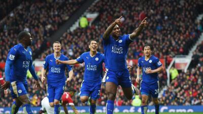 Plantilla del Leicester City se reúne en casa de Jamie Vardy para ver el Chelsea vs. Tottenham