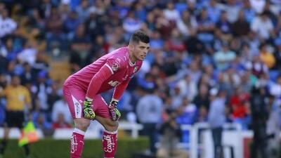Tiago Volpi y un posible retorno a la Liga MX
