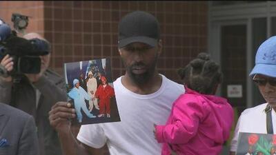 Familia de la mujer asesinada mientras cargaba a su bebé exige respuestas por la filtración de las imágenes del crimen