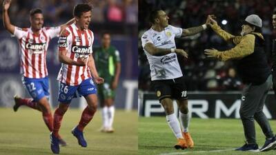 Hay horarios para la Final del Ascenso MX entre Atlético San Luis y Dorados