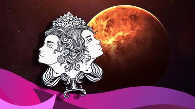 Venus entra en Géminis: aplica el principio de la atracción sexual y la armonización planetaria