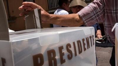 Mexicanos en Los Ángeles, con las esperanzas puestas en las elecciones presidenciales