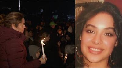 Realizan una misa en memoria de la joven cuyo cuerpo fue encontrado dentro de una maleta en Connecticut