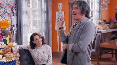 Pancho López y Susana decidieron imitarse y el resultado fue muy divertido