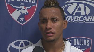 Michael Barrios no se confía del mal momento que pasa el Dynamo y cree que será un partido difícil