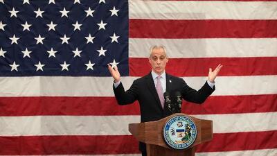 Alcalde de Chicago responde a la administración Trump sobre recortes a ciudades santuario