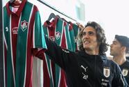 ¡Detalle para recordar! Fluminense sorprende con regalo muy especial a Uruguay