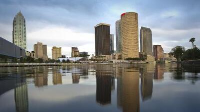Tampa entre las mejores ciudades para vivir, según estudio