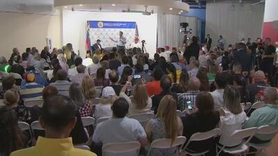 Embajador de Guaidó en EEUU se reúne con la diáspora venezolana en Miami