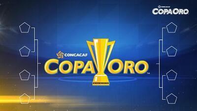 Llaves, Calendario, Resultados y Posiciones Copa Oro