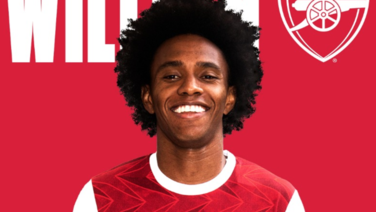 Oficial: Arsenal anunció la llegada de Willian