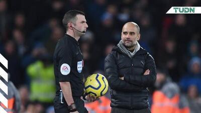 ¡Se salva Guardiola! La FA no lo sancionará por reclamos tras el juego vs Liverpool