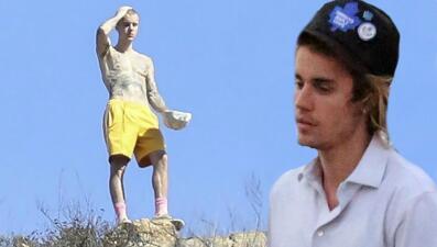 Perdió el pelo, pero no la tristeza: Justin Bieber vuelve a estallar en llanto junto a su esposa