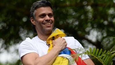 Is Leopoldo López free? The answer to this and other questions about Venezuela's most popular political prisoner