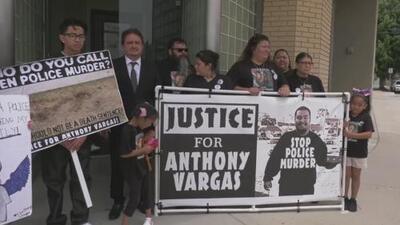 Familia de un joven muerto a manos de agentes del alguacil de Los Ángeles interpone una demanda y exige justicia