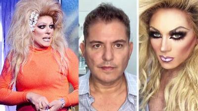 La impactante transformación de Ernesto Laguardia a mujer: mira cómo se logra este resultado