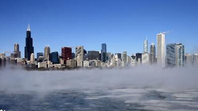 Comienzan a subir las temperaturas en los estados afectados por el vórtice polar, pero aún no pasa el peligro