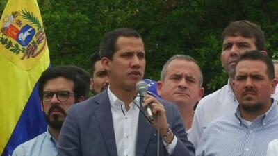 """Guaidó considera aceptar la ayuda del Comando Sur para restaurar la """"democracia en Venezuela"""""""