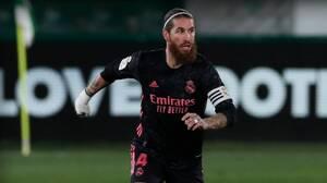 """Ramos tras la derrota ante el Chelsea: """"Jodidos, sí. Hundidos, nunca"""""""