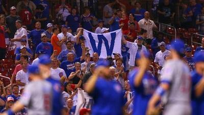 """""""Lo ideal sería que ganaran en Chicago"""": Aficionado de los Cubs"""