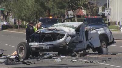 Cuatro personas muertas, tras accidente causado por posible DUI