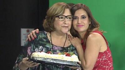 Rebecca Suárez se despide de Univision para iniciar una nueva etapa en su carrera profesional