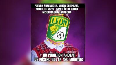 Fue menos de lo que se esperaba: Los mejores memes de la final entre Tigres y León