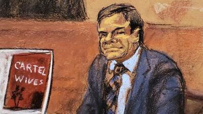 Debaten a puerta cerrada la condena de 'El Chapo' Guzmán