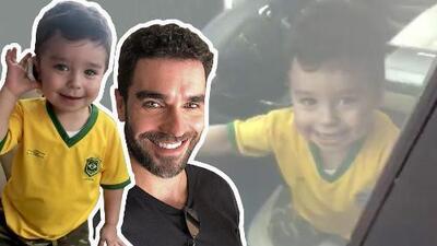 El nuevo escondite de Diego: se encierra en el auto de Marcus Ornellas y no lo deja entrar