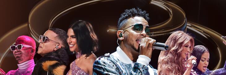 Reggaeton hecho historia: Premio Lo Nuestro reunió a los más grandes en un show con mucha 'gasolina'