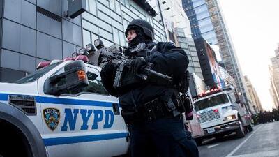'Nueva York en un Minuto': cuatro heridos dejó la explosión de una bomba casera cerca de Time Square