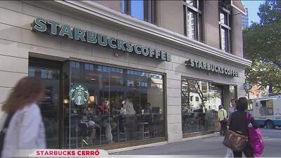 Starbucks cierra sus puertas para capacitar a empleados
