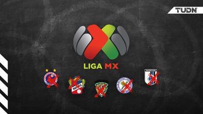 ¿Veracruz volverá a serlo? Los equipos desafiliados en la Liga MX