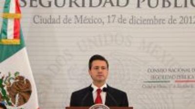 Peña Nieto presenta declaración patrimonial